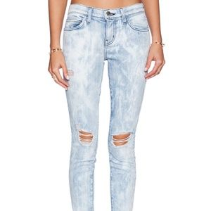 Current/Elliott The Ankle Skinny Jeans size 30